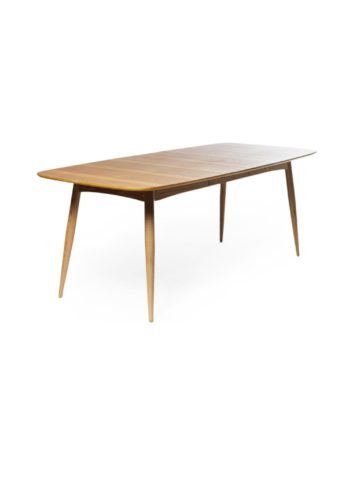 portobello extending dinig table ash